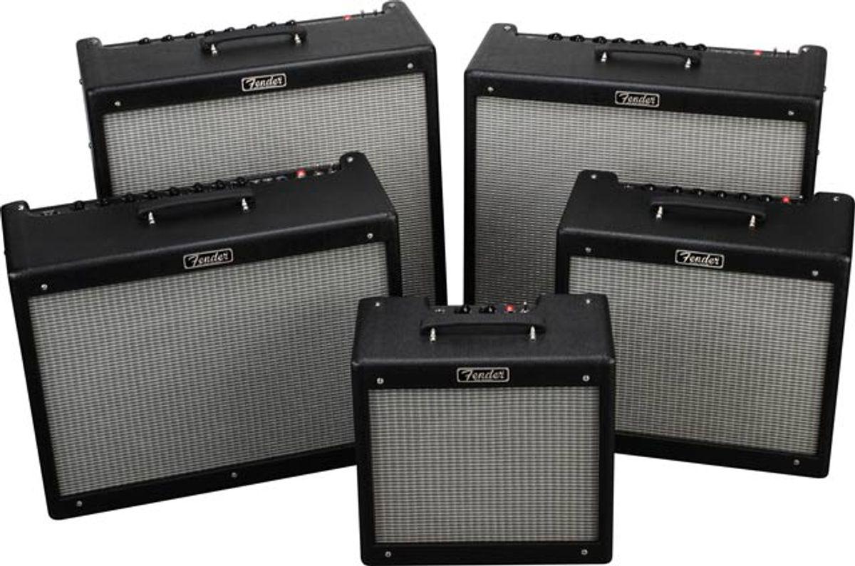 Fender Announces New Hot Rod III Series Amps
