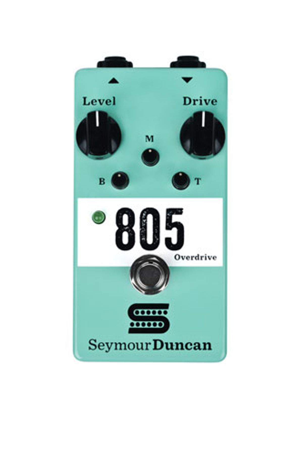 Seymour Duncan Unveils the 805 Overdrive Pedal