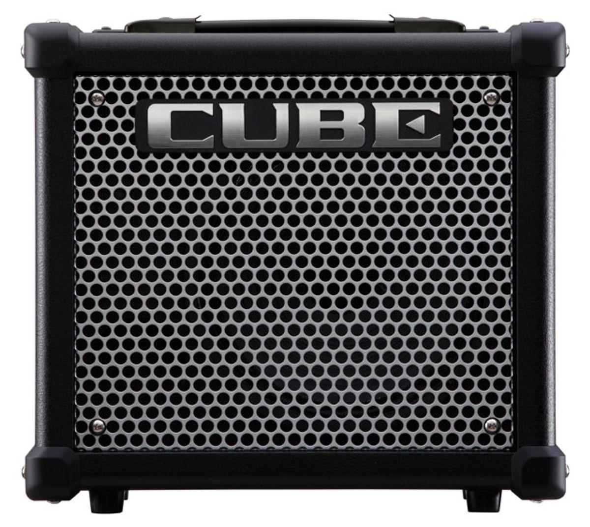 Roland Announces Cube-10GX Amp