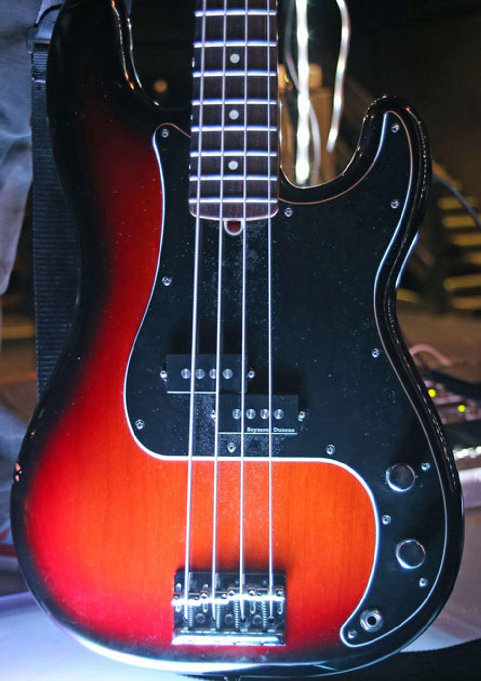 Bass Web on Line 6 Wireless Guitar System