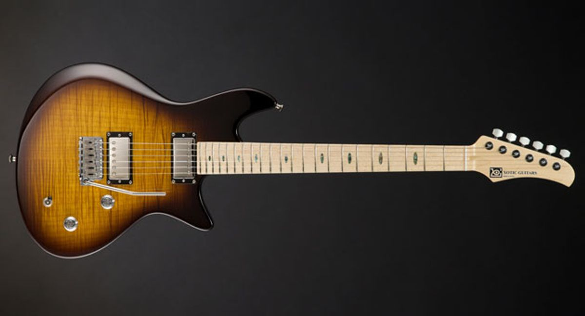 Xotic Guitars Releases the XGC and XGC Jr.