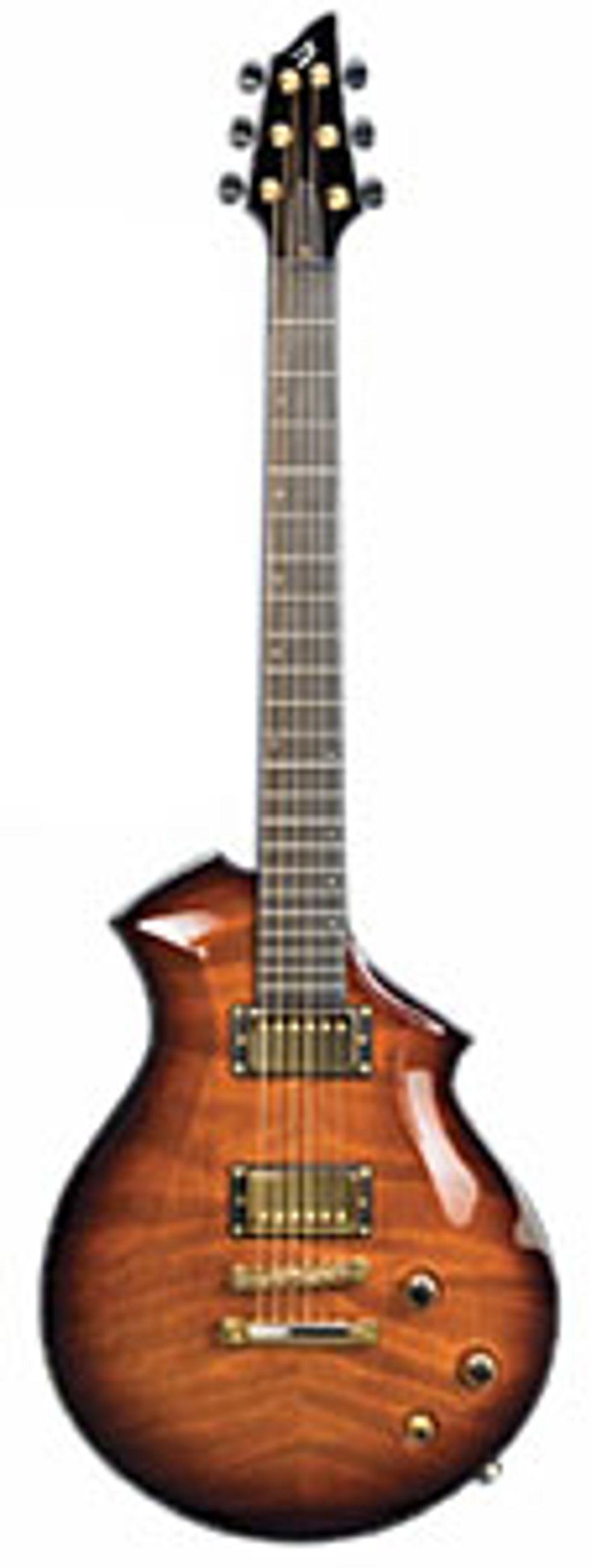 Breedlove Mark I Electric Guitar