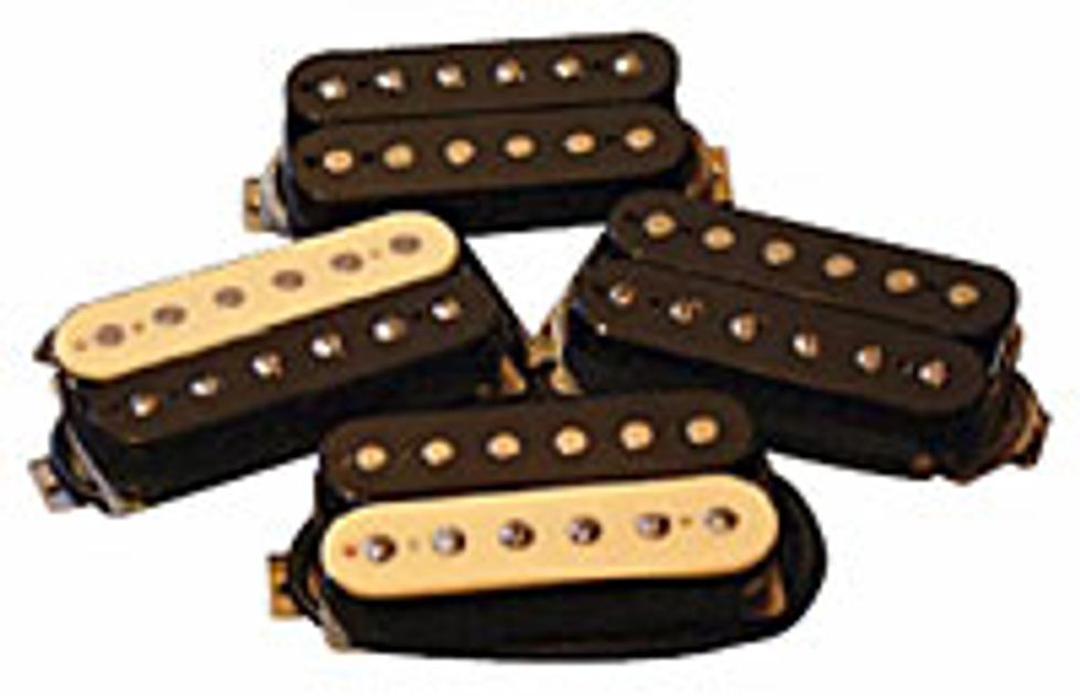 BG Pups P.U.F. Humbucker Set