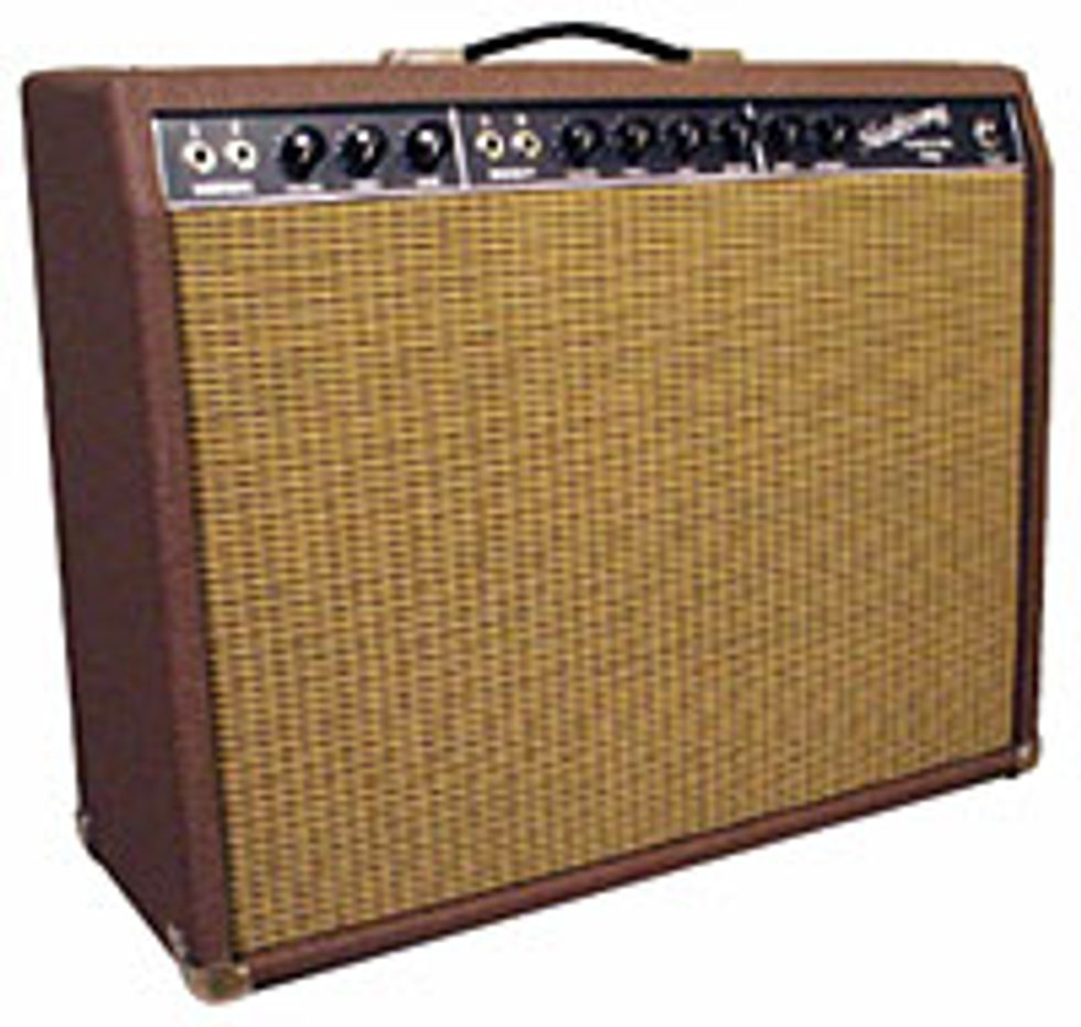 Headstrong Verbrovibe Amp