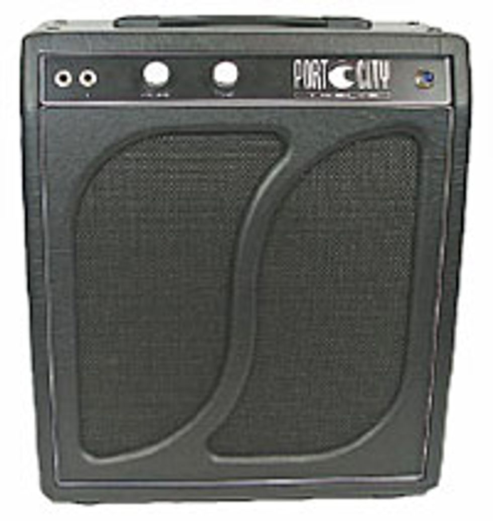 Port City Amps Twelve Combo