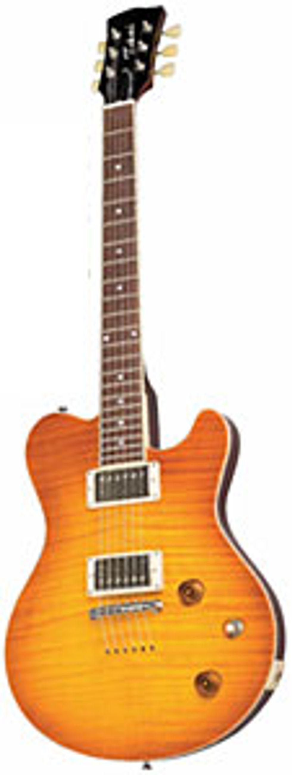 Tokai SC-2C Carved Top Guitar