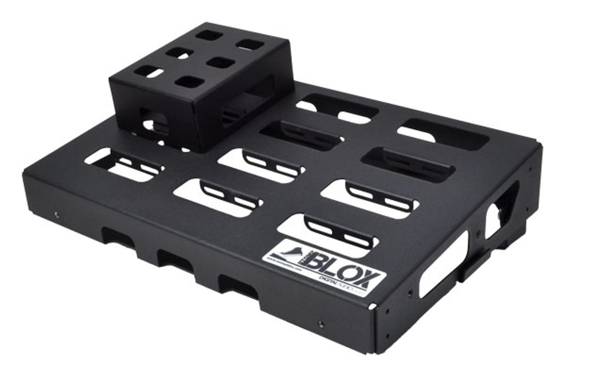 Digital Audio Labs Introduces the Stompblox Riser and Extend