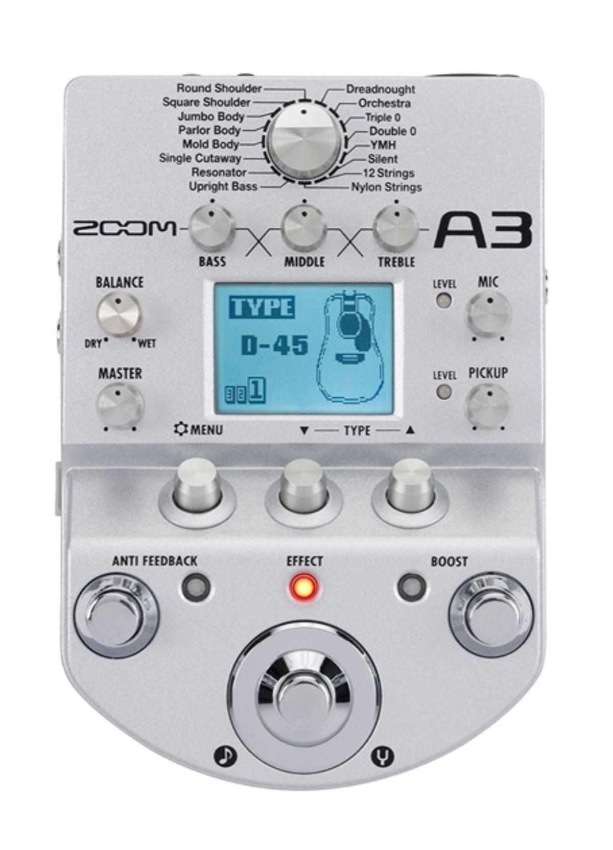 Zoom A3 Review