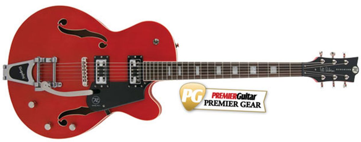 Reverend Pete Anderson PA-1 RT Review
