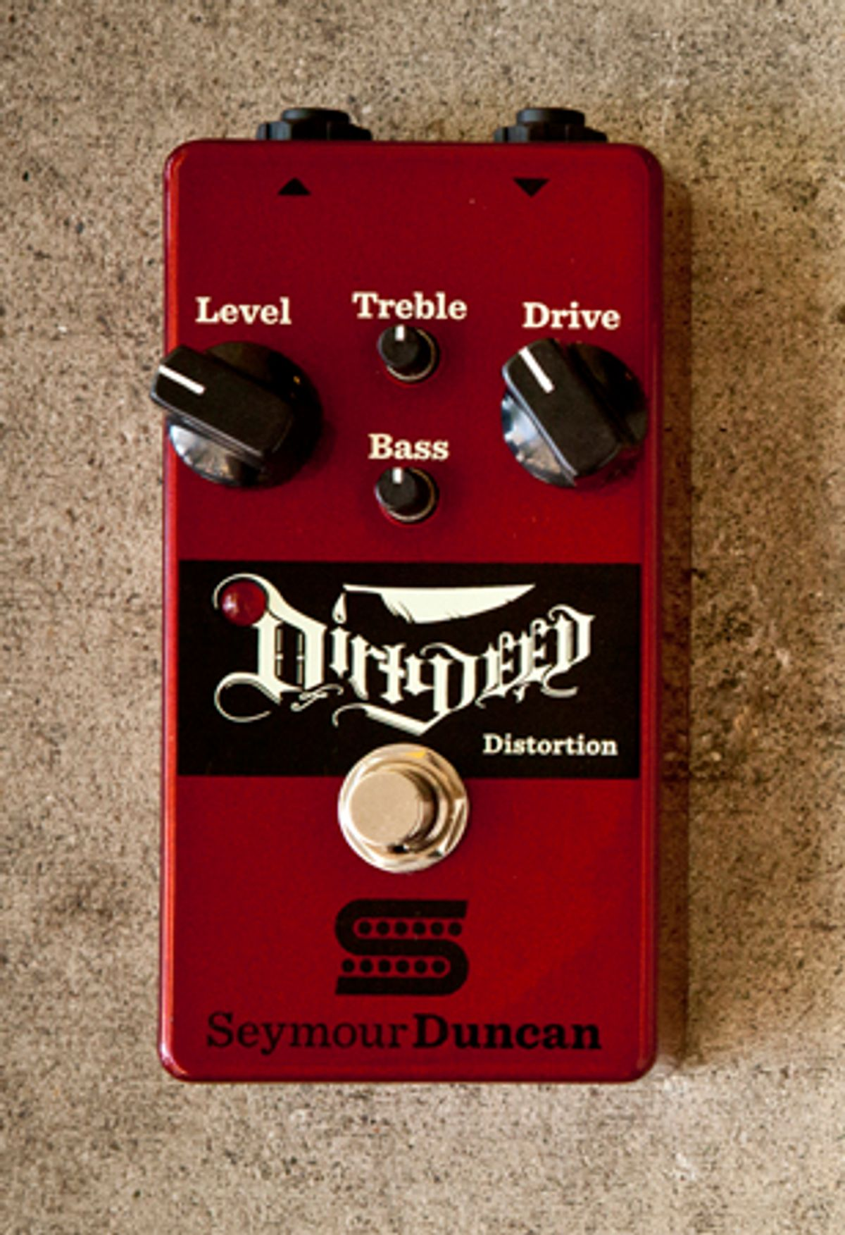 Seymour Duncan Announces the Dirty Deed Distortion Pedal
