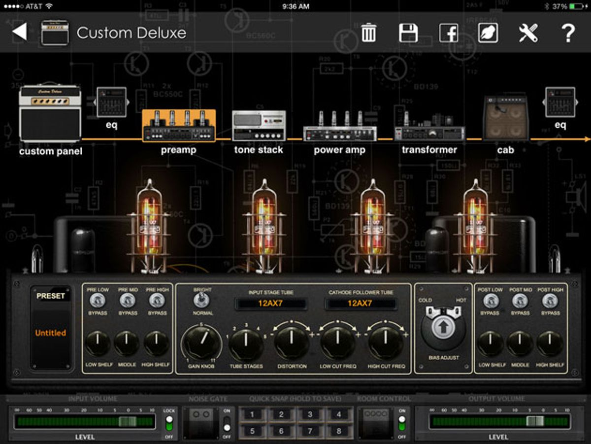 Positive Grid Announces BIAS Amp Modeler and Designer