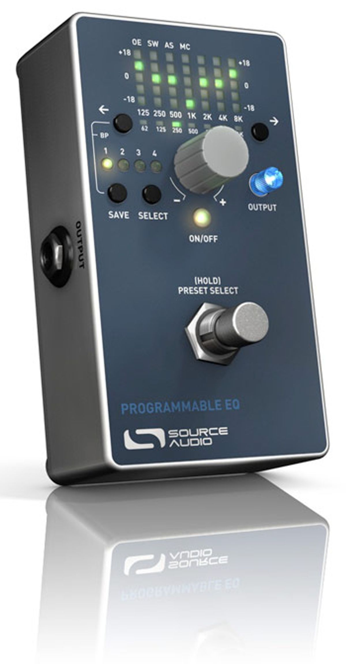 Source Audio Releases Programmable EQ