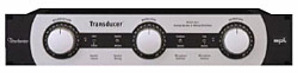 SPL and Tonehunter Analog Guitar Speaker Simulator