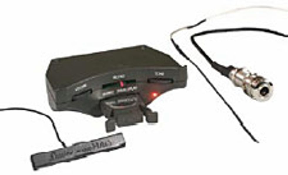 Shadow Sonic DoublePlay Dual Pickup System