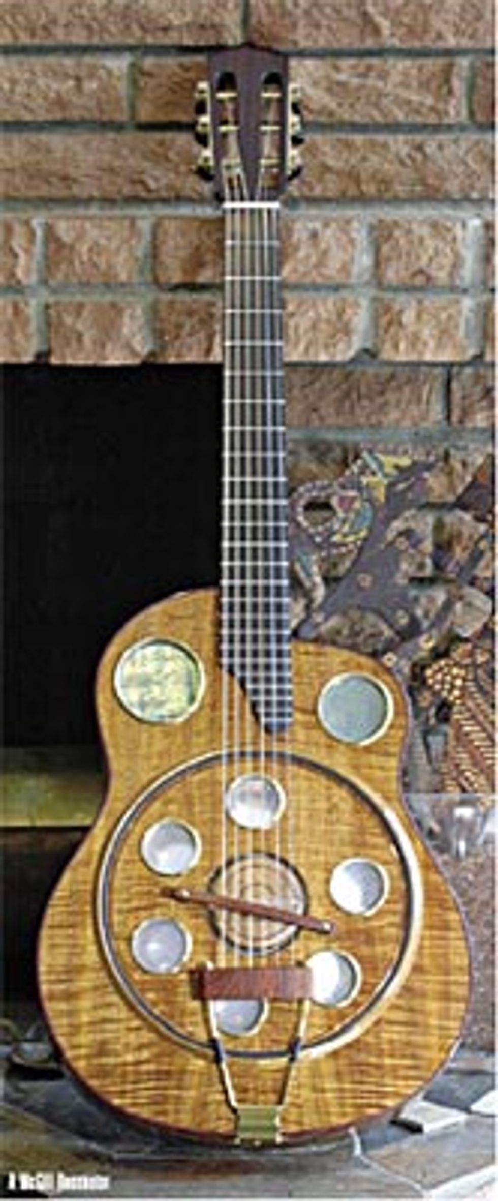 McGill Guitar