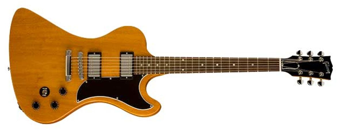 Gibson Announces the RD Standard Exclusive