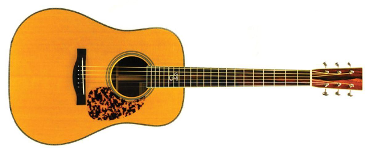 Hands On With Santa Cruz Guitar Company's 1934 D