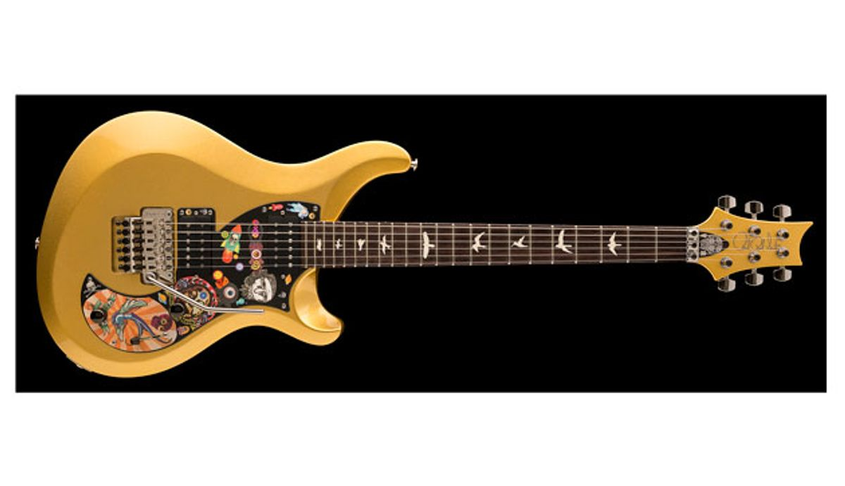 PRS Guitars Releases the S2 Vernon Reid Signature Vela