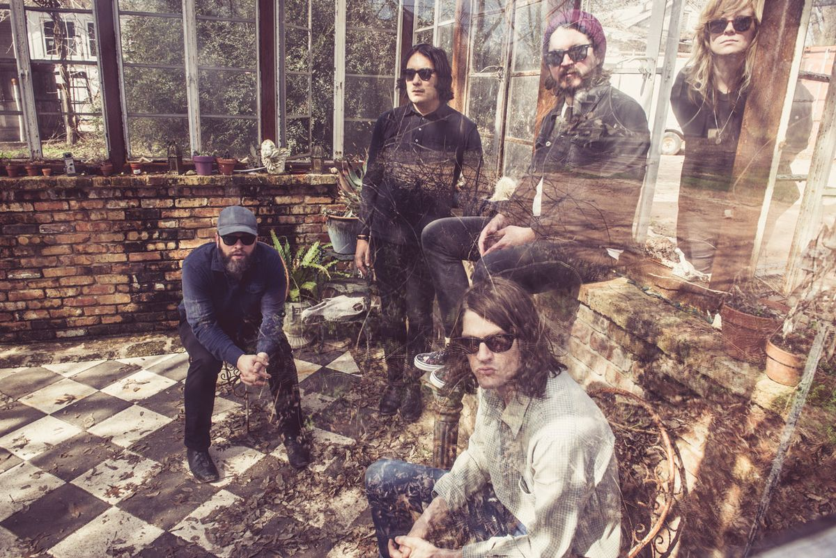The Black Angels: Left-Handed Path