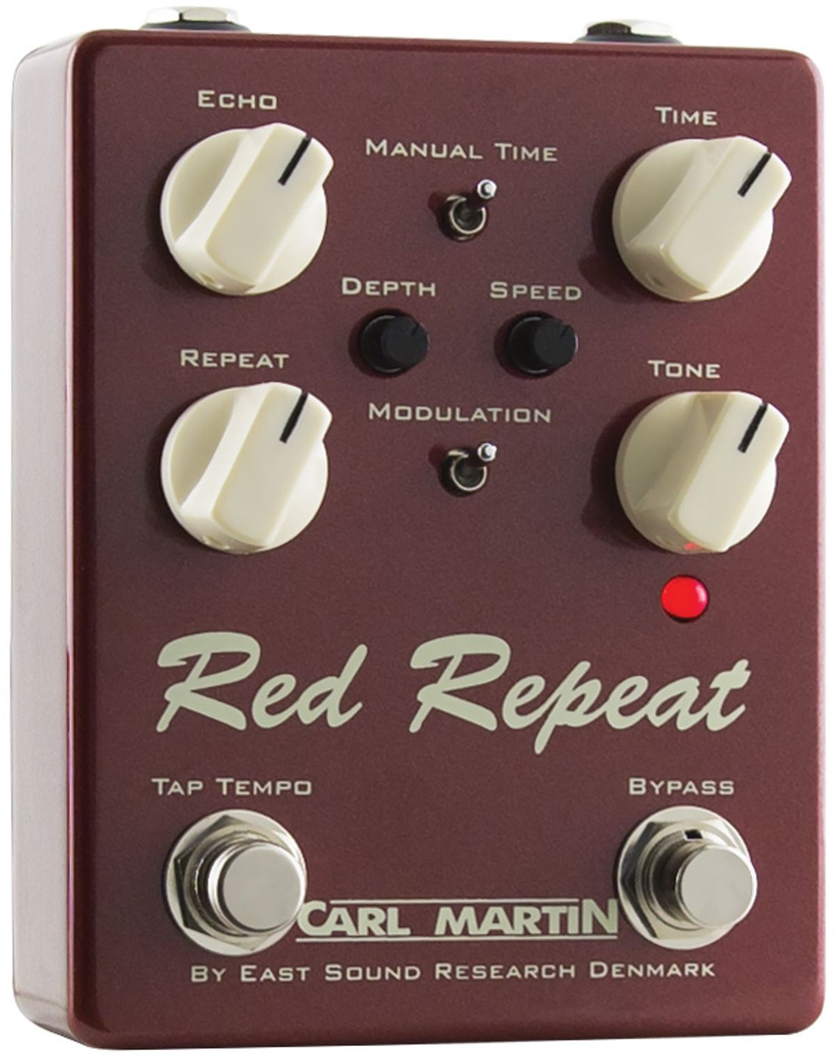 Carl Martin Red Repeat Review