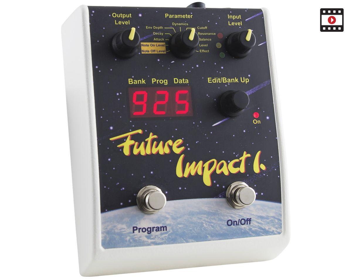 Panda Audio Future Impact I. Review
