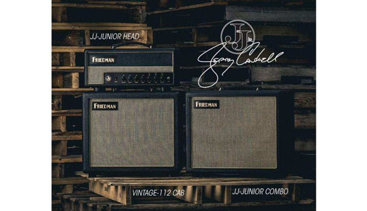Friedman Amplification Announces the JJ Junior