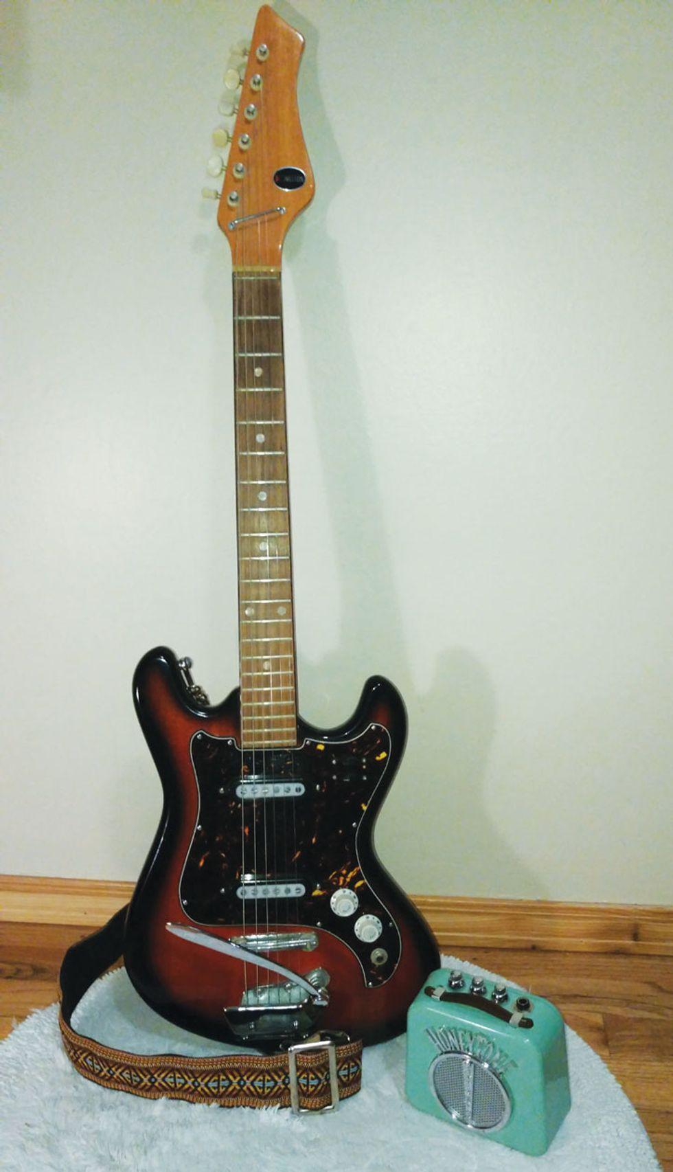 Trash Or Treasure Kingston S Style Model Premier Guitar