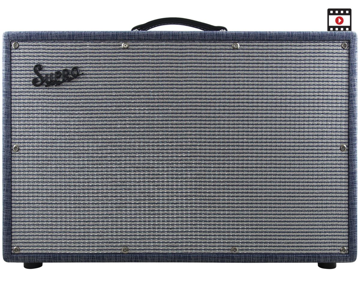 Supro 1685RT Neptune Reverb Review
