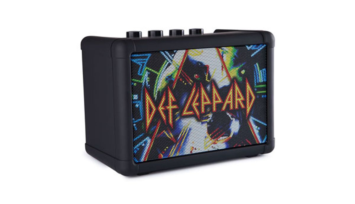 Blackstar Releases the Fly 3 Def Leppard