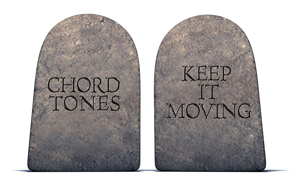 Shred Commandments