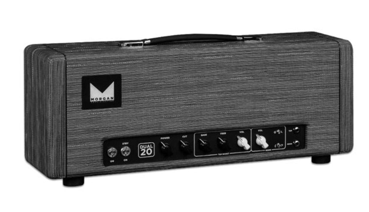 Morgan Amps Unveils the Dual 20