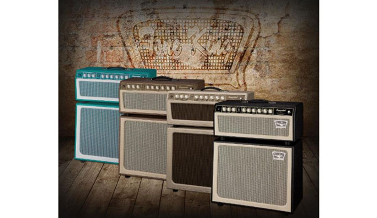 Tone King Releases the Imperial Mark II Head