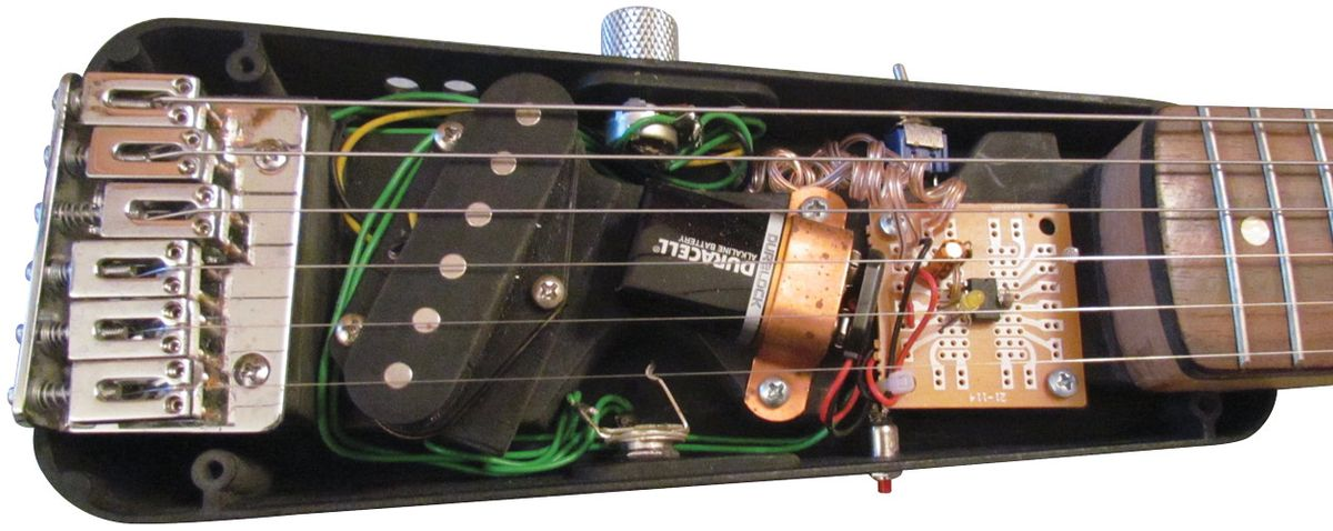 Will Ray's Bottom Feeder: Cry Baby Wah Guitar