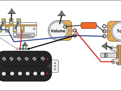 Mod Garage: The Triple-Threat, Solo Humbucker Wiring - Premier Guitar | The  best guitar and bass reviews, videos, and interviews on the web. | Guitar Wiring Diagrams 1 Pickup |  | Premier Guitar
