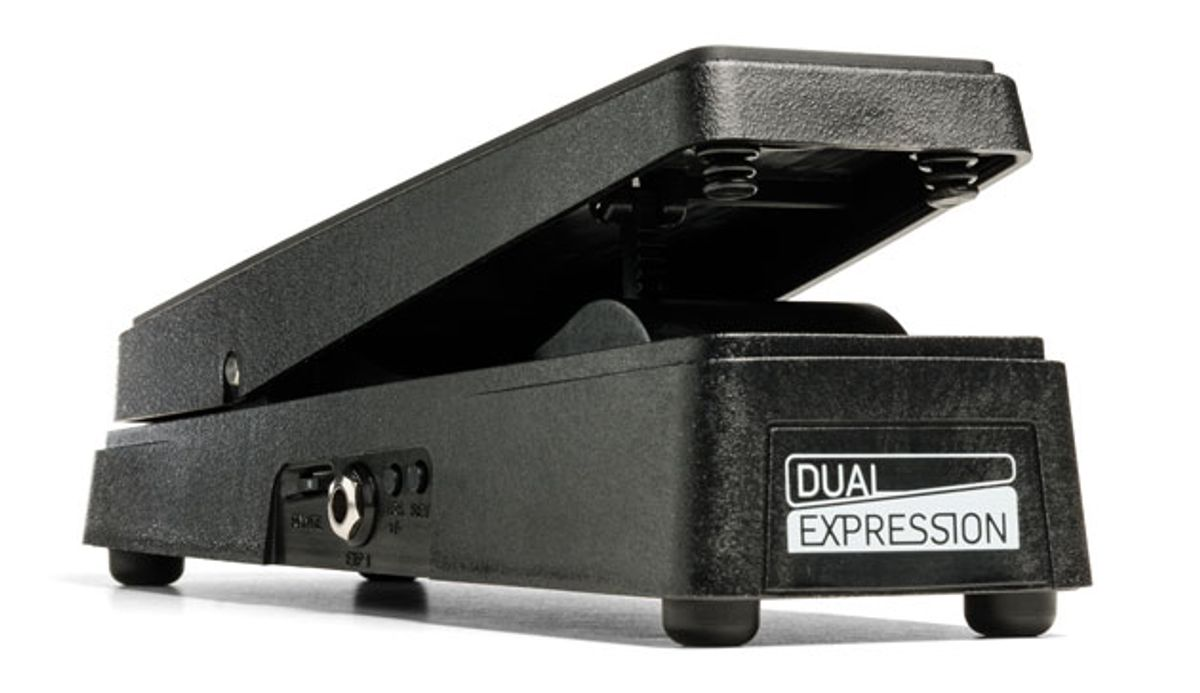 Electro-Harmonix Introduces the Dual Expression Pedal