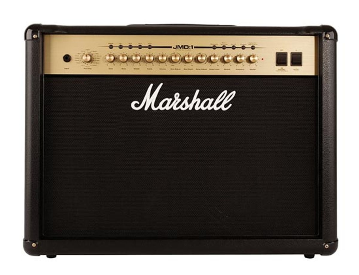 Marshall JMD:1 100-Watt JMD102 Combo Amp Review
