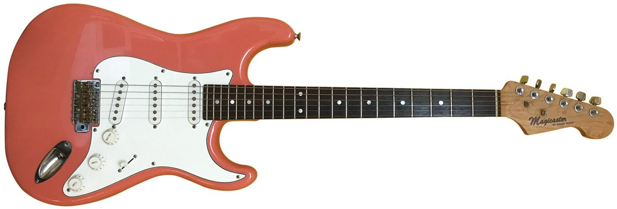 Reader Guitar of the Month: The Magicaster