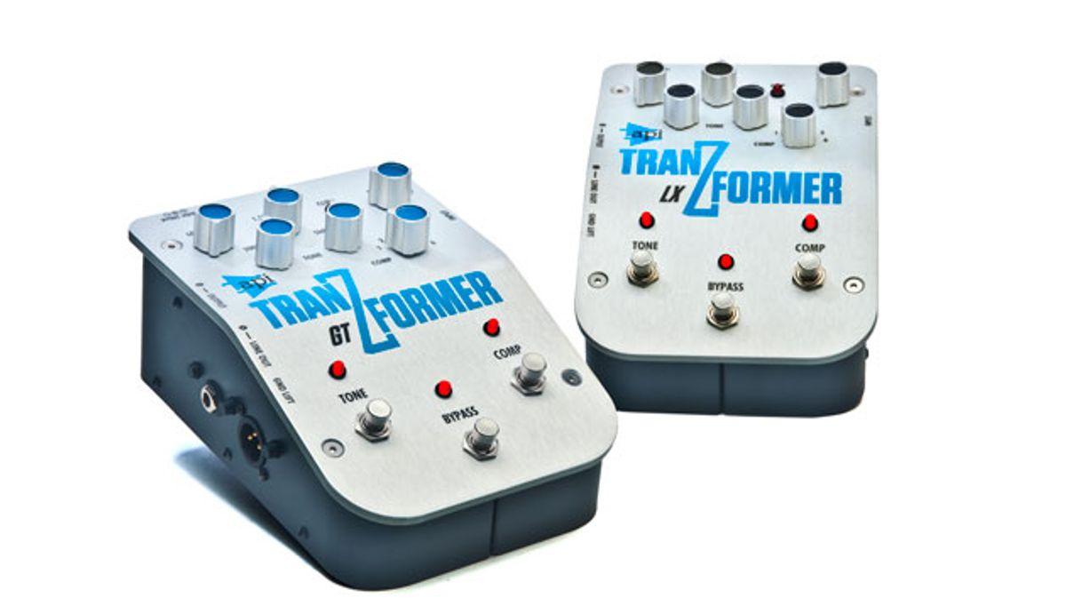 API Audio Announces the TranZformer Series