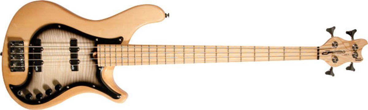 Brubaker JJX-4 Bass Review