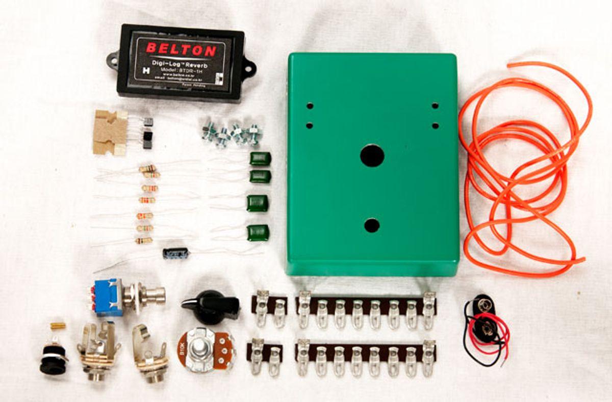 Mod Kits DIY The Verb Pedal Review