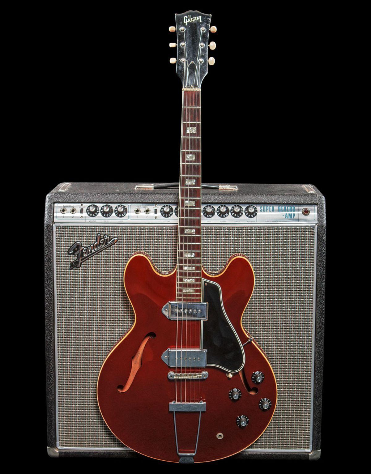 Vintage Vault: 1967 Gibson ES-330TD