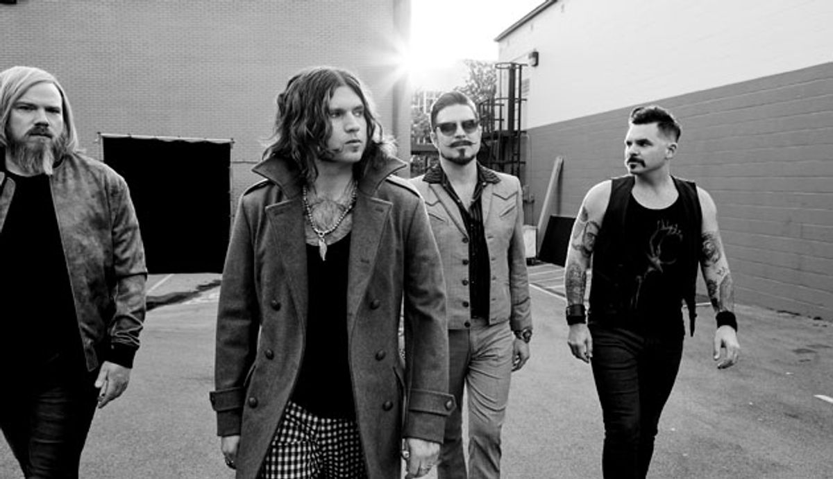 """Rival Sons Shares New Song """"Feral Roots"""""""