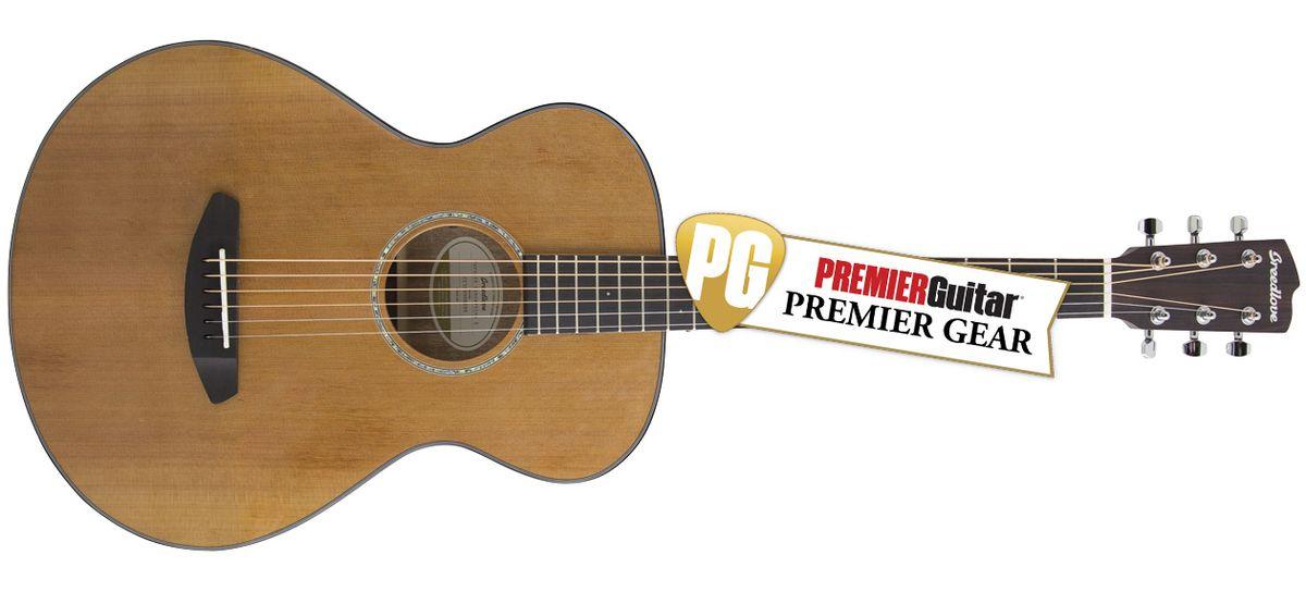 Breedlove Pursuit Concertina E Review