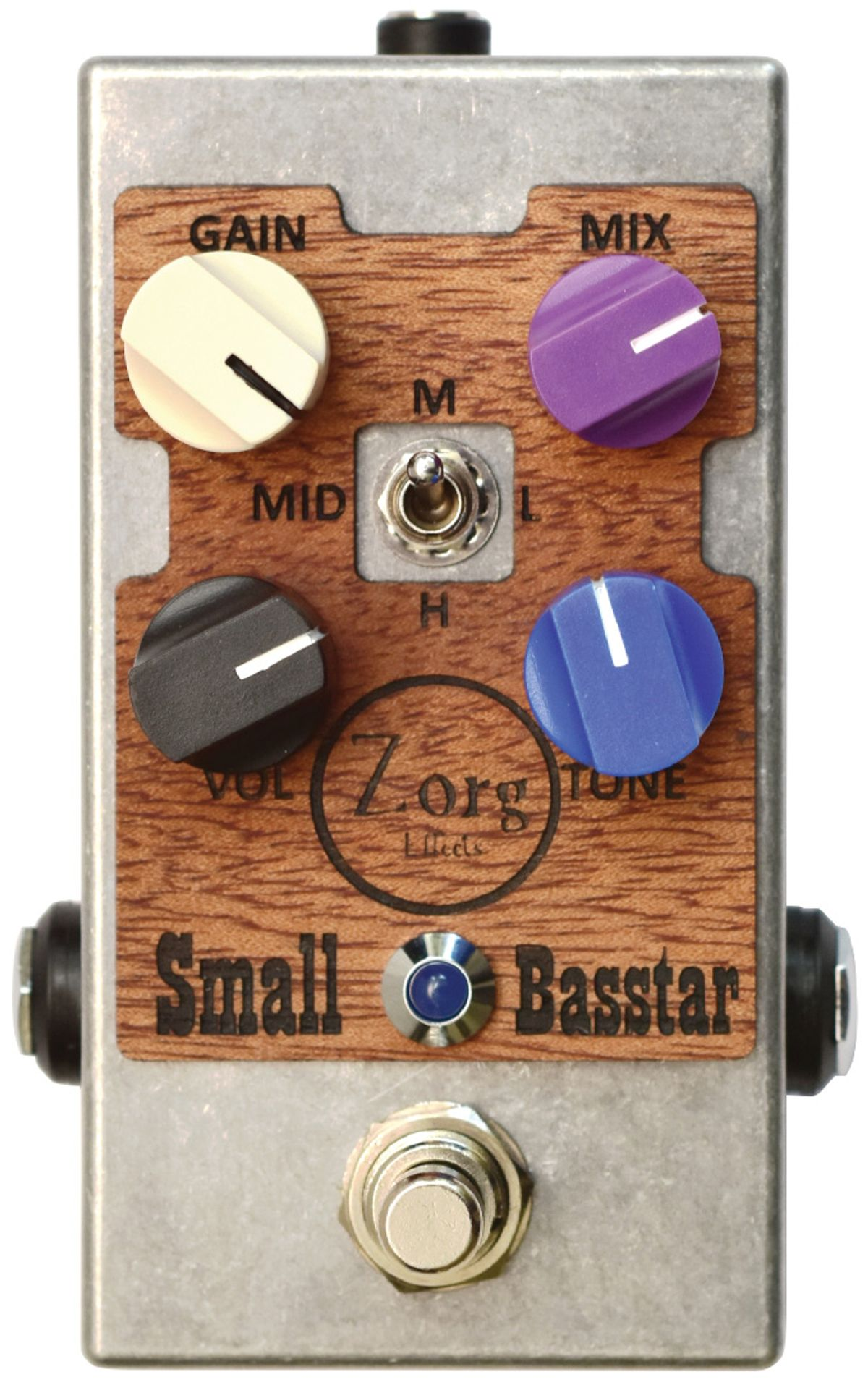 Quick Hit: Zorg Effects Small Basstar Review