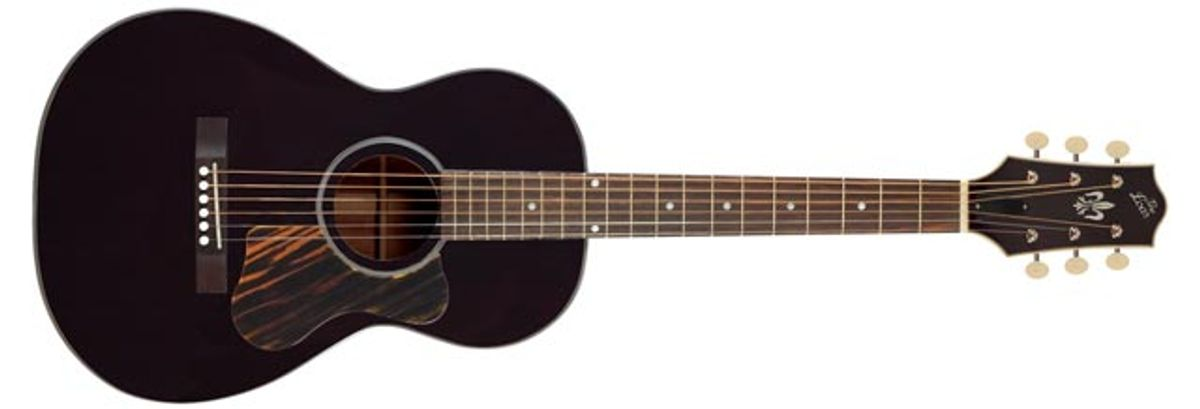 The Loar Introduces the new LO-215 and 216 Guitars