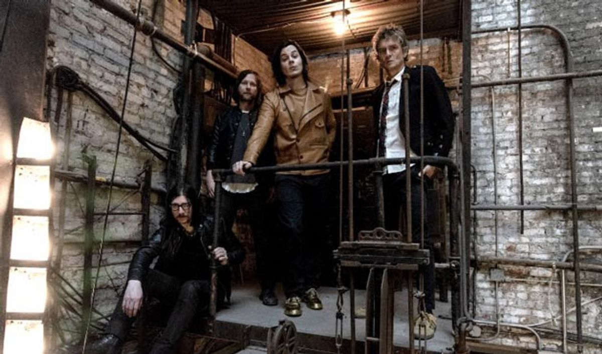 The Raconteurs Return with First New Music in Over a Decade