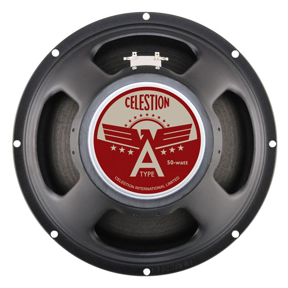 celestion releases new a type speaker th celestion releases new a type speaker