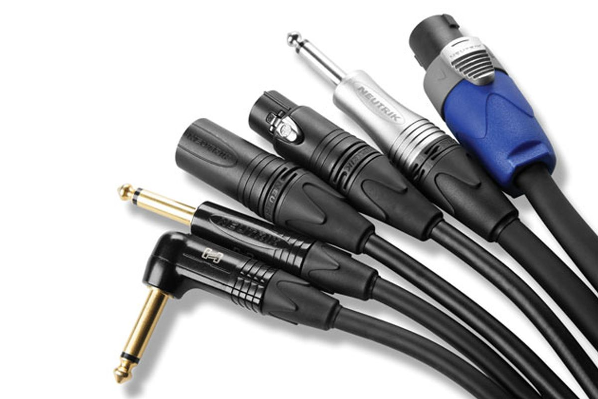 Hosa Technology Introduces Edge Cable Series