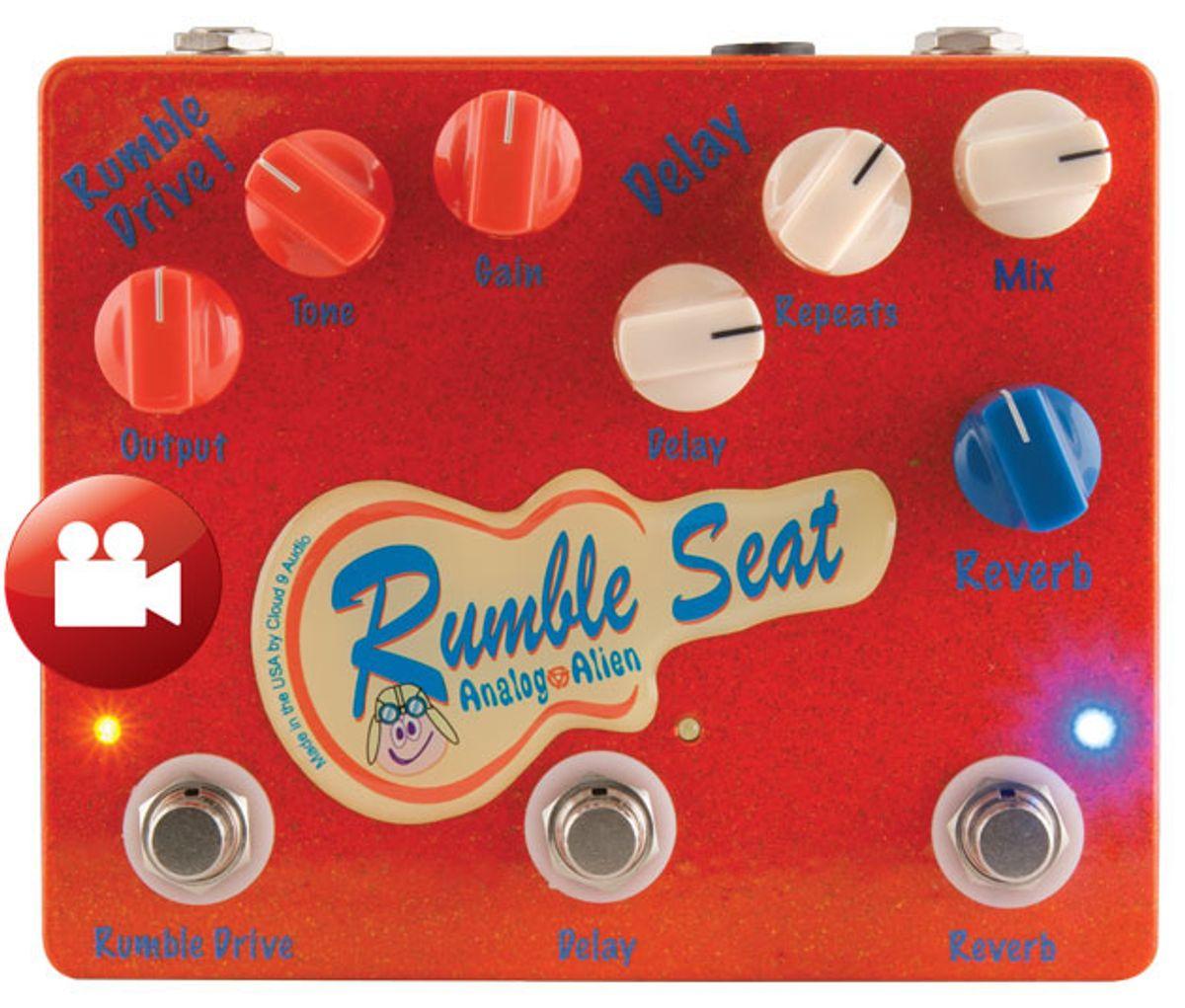 Analog Alien Rumble Seat Review