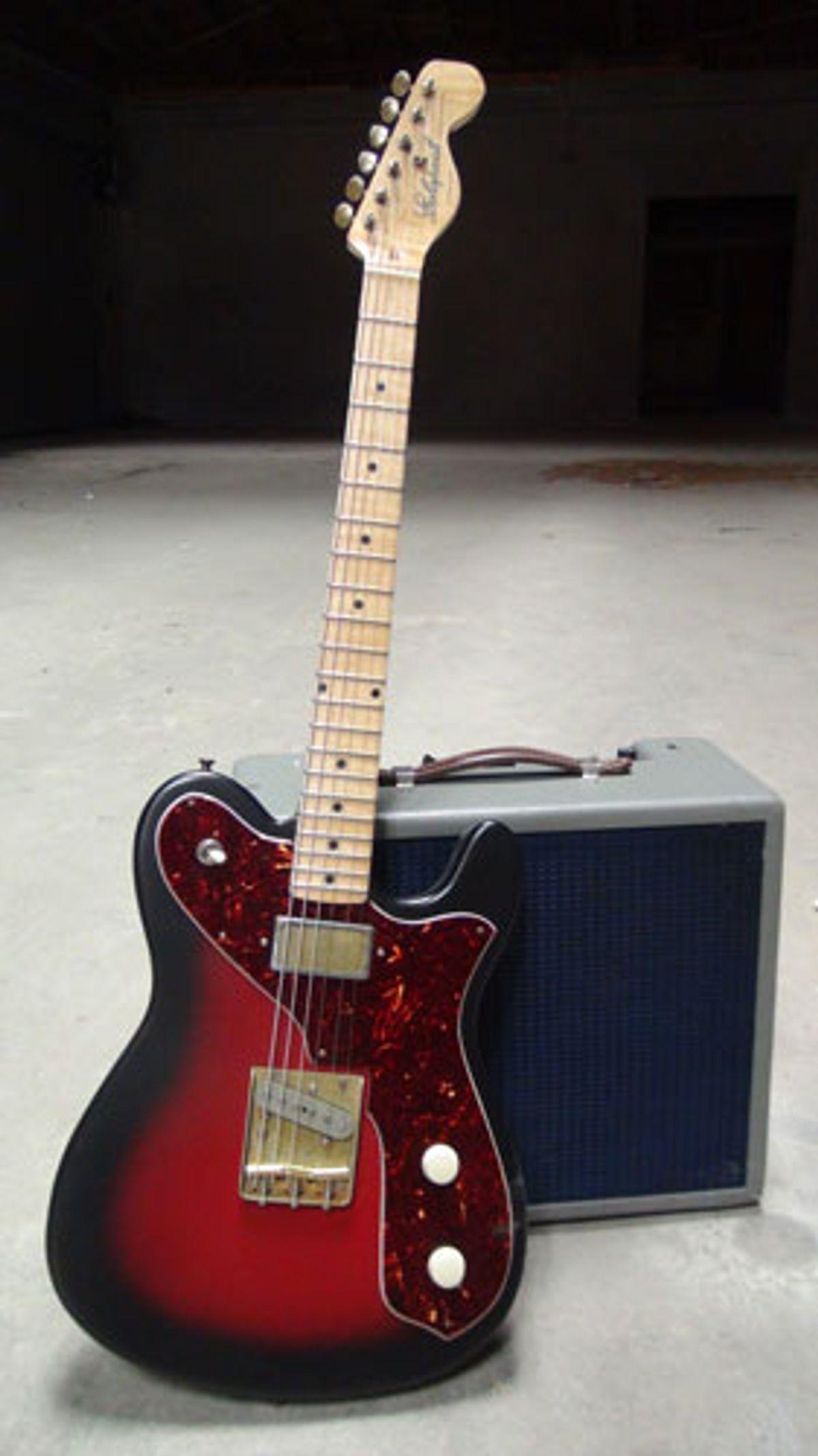 Echopark Guitars Intrdouces the De Leon